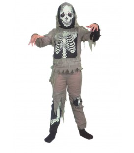 Disfraz Esqueleto Momia - Niño