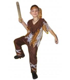 Disfraz Cavernícola- Niño