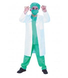 Disfraz Médico (Niño)