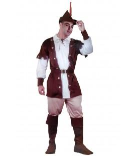 Disfraz Inspirado En Robin Hood - Hombre