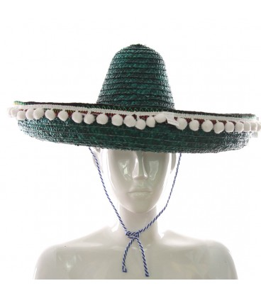 Sombrero Mexicano (55 cm)
