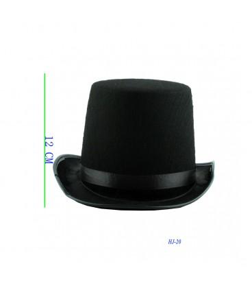 Sombrero Negro (12 cm)