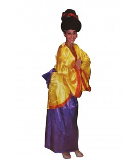 Disfraz Kimono Adulto (Mujer)