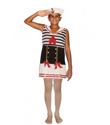 Disfraz Marinera - Niña