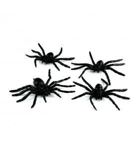 Arañas 4 Piezas