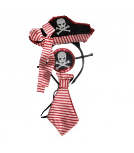 Conjunto Pirata Muerte