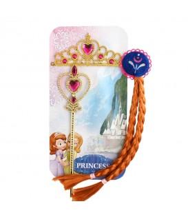 Corona Princesa Peliroja