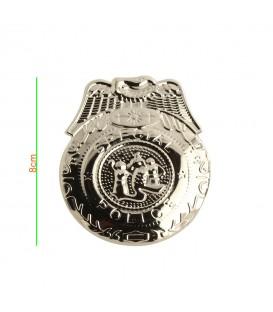 Placa Policia Especial
