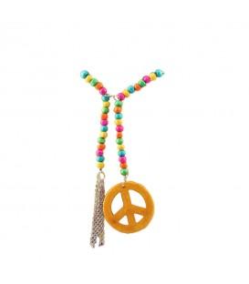 Collar Paz Multicolor Hippie