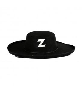 Sombrero el Zorro Ad