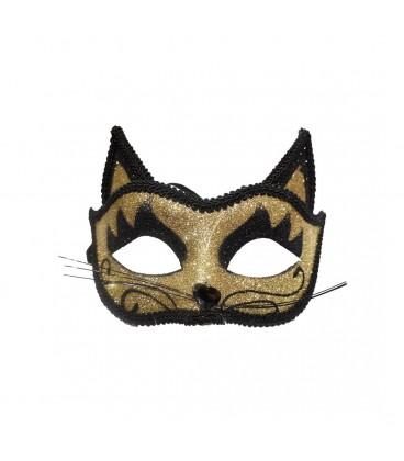 Mascara Veneciana Gato
