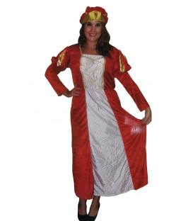 Disfraz Reina Medieval (Mujer)
