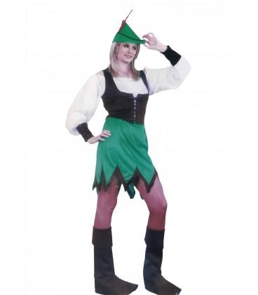Disfraz Inspirado Robin Hood