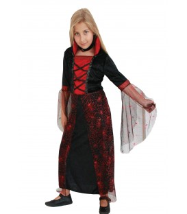 Disfraz Vampira - Niña