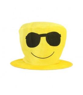 Sombrero Emnoticono Gafas De Sol