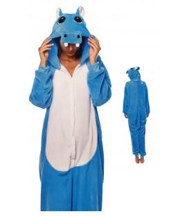 Pijama hipopotamo