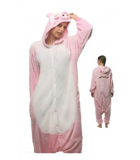 Pijama Cerdo AD