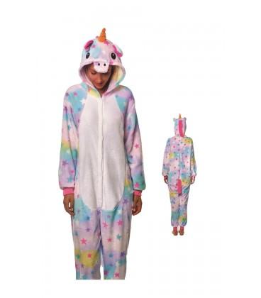 Disfraz Unicornio Estrellas AD