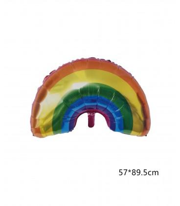 Globo Arcoiris Mylar 57*89.5cm