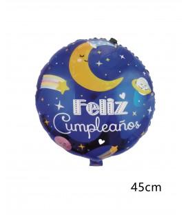 """Globo Mylar 18"""" Feliz Cumpleaños"""